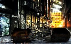 urban 3d Calligraphy