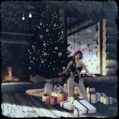 Merry Christmas=Joyeux Noel (zaziaa resident) Tags: lil bug poses