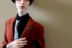 Dressed for Success (Blithefool) Tags: bjd dollchateau sadol