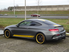 "Mercedes-AMG C 63 S Coupé ""Edition 1"" (harry_nl) Tags: netherlands nederland 2017 waardenburg mercedesamg cklasse c63 s coupé edition1 thijstimmermans"