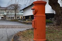 Going Postal (Dominic Sagar) Tags: fujifilm japan t050 t100 t200 xt1 mail mailbox post postbox senbokushi akitaken jp
