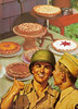 GI Pie (dadadreams (Michelle Lanter)) Tags: collage collageart alteredart cookbookpage foodart gi pie dessert