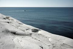 Scala dei Turchi (arturo.gallia) Tags: sunny december agrigento sicily travel sea mare dicembre sicilia scaldeiturchi scaladeiturchi spiaggia