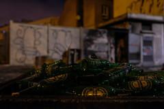 Underground collective consummation (johann walter bantz) Tags: europe france critical society social details xf23mmf14r xpro2 fujifilm heineken beer graffitis pantinquatrechemin 93 suburban detail colorful earlymorning banlieueparisienne
