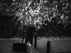 Hiding Up (maxgor.com) Tags: 50mm bw blackandwhite candid england europe london maxgor maxgorcom mono monochrome olympus olympus25mmf18 olympuspenf primelens rawstreets southbank street streetphotographer streetphotography streetphotographybw streetshooter uk улица unitedkingdom gb