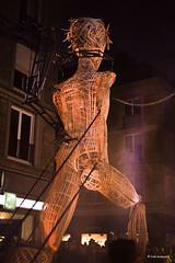 l'Homme debout à Lorient