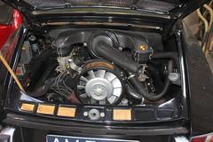 1971 Porsche 911 T, the engine (Davydutchy) Tags: car collection private privé sammlung collectie automobile auto automobiel bil voiture pkw klassiker classic porsche 911 t 911t motor engine moteur welsum trn nieuwjaarsborrel january 2017
