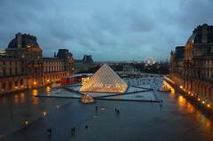 Louvre Museum, Paris, France. (廖法蘭克) Tags: paris france travel lover vacation louvremuseum louvre museum ricoh gr frank photographer