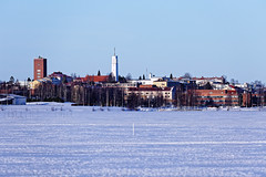Iisalmi (Tuomo Lindfors) Tags: iisalmi suomi finland porovesi jää ice dxo filmpack myiisalmi