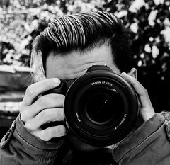 THE PHOTOGRAPHER (TONY-BUENO - Barcelona) Tags: canon eos 70d 24105f4is blancoynegro bw blackandwhite