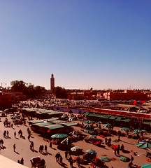 Travelingaround #Marrakech (mis37) Tags: marrakech traveling marathon