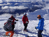 Snowsports lesson in the Saddle Basin - Treble Cone, Wanaka NZ (August 12, 2014)
