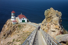 Point Reyes Lighthouse, California (nelights) Tags: california lighthouse pointreyes pointreyeslight pointreyeslighthouse
