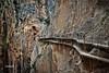 Caminito del Rey 09 (rodante) Tags: naturaleza agua paisaje explore montaña malaga ocio escalada roca acantilado altura ardales cascada cañon airelibre caminitodelrey risco desfiladero rodante tiempolibre exoplorar