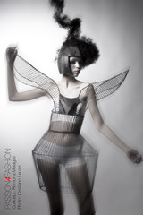 PASSION4FASHION ACADEMY - ALTERNATIVE HAIR (PASSION4FASHION Creative Group) Tags: show fashion contest academy hairstyles hairdressing creativecolor passion4fashion creativecut p4fphotolab