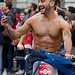 London Naked Bike Ride 2015