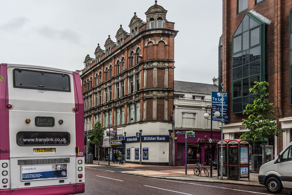 BELFAST CITY MAY 2015 [RANDOM IMAGES] REF-106324