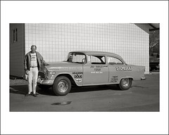 Vehicle Collection (5991) - Chevrolet (Steve Given) Tags: california chevrolet automobile 1950s stockcar motorvehicle workingvehicle