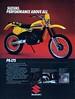 1982 Suzuki PE175 Ad