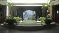 welcome mat (I can see stars) Tags: ocean fountain sunshine hawaii hotel pretty maui lobby beaches hi ferns foyer 5star openair wailea fairmontkealani nikonnikkor dylanvoisard 5dmkiii