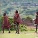 Young Masais - Kenya