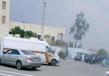 17 شهيد بتفجير مسجد لقوات الطوارئ بعسير (oqlanews) Tags: صور اخبار القصيم الصقور عقلة