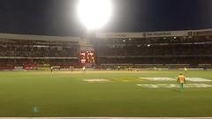 CPL Eliminator. TT Red Steel vs Guyana Amazon Warriors at Queens Park Oval, Port of Spain, Trinidad