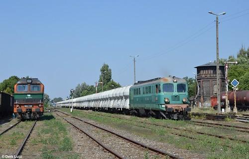 PKP Cargo ST43 358, Międzyrzecz, 4-8-2015 11:53