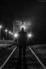 The ghost of the machine! (Rivo 23) Tags: bdz bulgarian railways class 07 diesel locomotive ludmilla 5d49