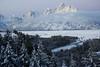 Pre-Dawn Snake River Overlook (DigitalSmith) Tags: tetons grandtetonnationalpark mountains wyoming