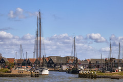 Big sail ship in the Harbour of Marken, Holland (Sergey_pro) Tags: architecture attraction boats building cityscape community countryside culture decorative dutch elements ethnography fairy famous folkloric harbour heritage historical bigship history holland ijsselmeer lake landmark landscape marine marken markermeer monument national native netherlands north old outdoor peninsula picturesque protected recreation scenery ships tale tides tourism tourist traditional transportation travel village yachts