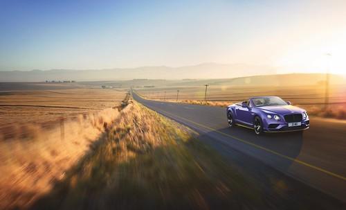 Bentley Continental GT V8 S Black Edition