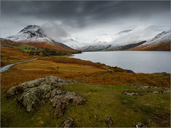 Wast Water - January (John S Hinde) Tags: wastwater lakes winter stormclouds
