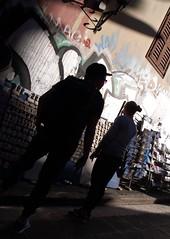 The tourists (Eleni Maitou) Tags: tourists plaka athens centre market anafiotika oldmarket oldcity magazines street urban graffiti colors contrast shadow silhouettes outdoor