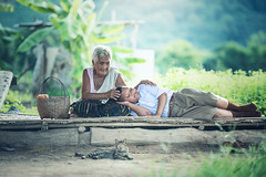 DUN_6123 (Bugphai ;-)) Tags: grandson adult age aged asia background cambodia child childhood elder elderly elementary face family girl girlhood glad grandchild grandmother granny gray grey happy head healthy kid lady love mature myanmar old outdoor park pensioner portrait preadolescent relaxing retired scene senior summer tenderness thai thailand two woman wrinkles young youth laos