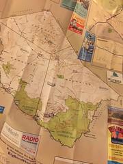 SW Texas map