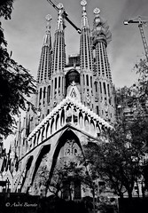 Sagrada família Barcelona (André Barreto Photography) Tags: barcelona igreja sagradafamília