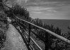 The path (Voyen_Ras) Tags: path walk road travel explore life blackwhite love trip sea sky nature beauty freedom