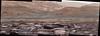 Color Variations on Mount Sharp, Mars (NASA's Marshall Space Flight Center) Tags: nasa nasas marshall space flight center journey mars solar system beyond rover curiosity