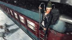 Polar Express (Satus Voltz) Tags: polarexpress satusvoltz satus kalback wintertrend drd deathrowdesigns epia ink fat neurolabinc funkyjunk deadwool