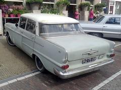 Opel Kapitän De Luxe 1964 (HZ-75-08) (MilanWH) Tags: opel kapitän de luxe 1964 hz7508