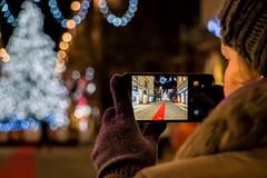 Smartphone Xmas shoot