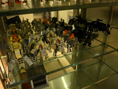 2016 MOC (THE CAT WORKER) Tags: moc mech military lego