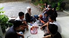 P_20160807_161055 (kasemarang) Tags: arsitektur komunitas semarang architecture community kambing ayam kandang village desa study field goat chicken