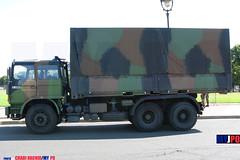 BDQJ09-4059 RENAULT G290 VTL (milinme.myjpo) Tags: frencharmy renault g290 vtl véhicule de transport logistique remorque rm19 trailer bastilleday