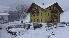 Solden architecture (PaulHoo) Tags: snow winter solden otztal austria lumix white weather season landscape architecture house building covered 2017 tirol city village
