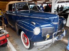 1941 Mercury Convertible (splattergraphics) Tags: 1941 mercury convertible carshow carlisle fallcarlisle carlislepa