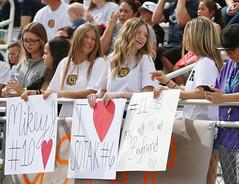 Soccer Fans - 0693 (AZDew) Tags: 20162017gilbertboyssoccer boyssoccer gilberthighschoolstatechampions gilberttigers gilbertvstolleson highschool soccer statechampionship
