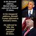 Obama full of himself