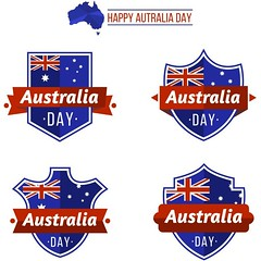 free vector Happy Australia Day Ribbons Badges Collection (cgvector) Tags: 26 australia badge banner british calligraphic canberra celebration constitution country day democracy democratic election empire festival flag flat freedom government grunge happy holiday honor independence island january justice liberation nation national new ocean oceania old pacific patriot pattern peace poster religion sign state strength symbol typographic vector victory vintage white